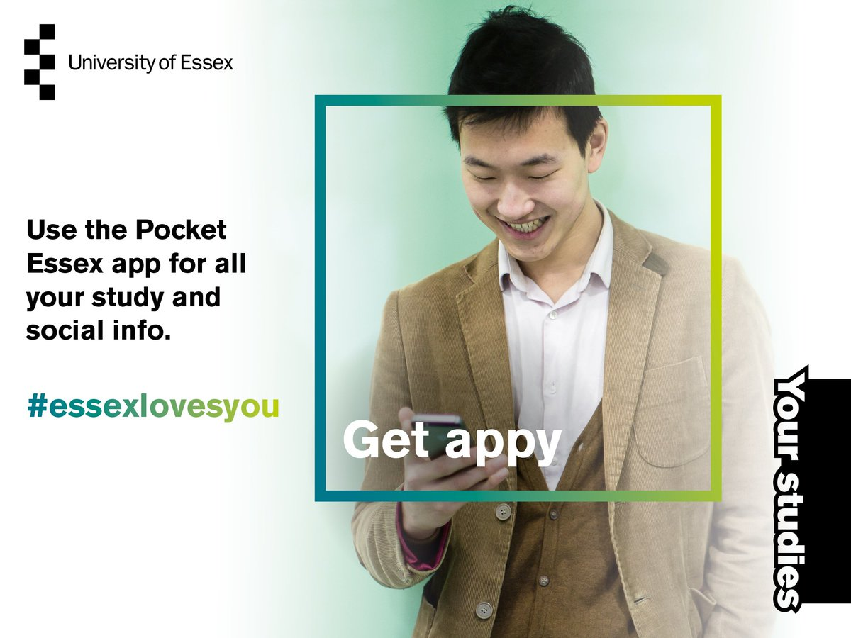Pocket Essex App Advert
