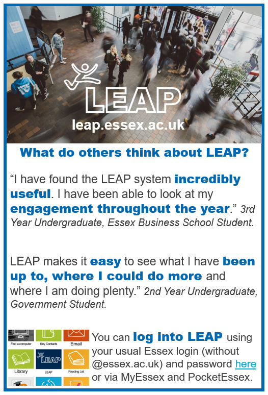 What do others think about LEAP?